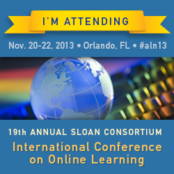 Sloan-C Conference