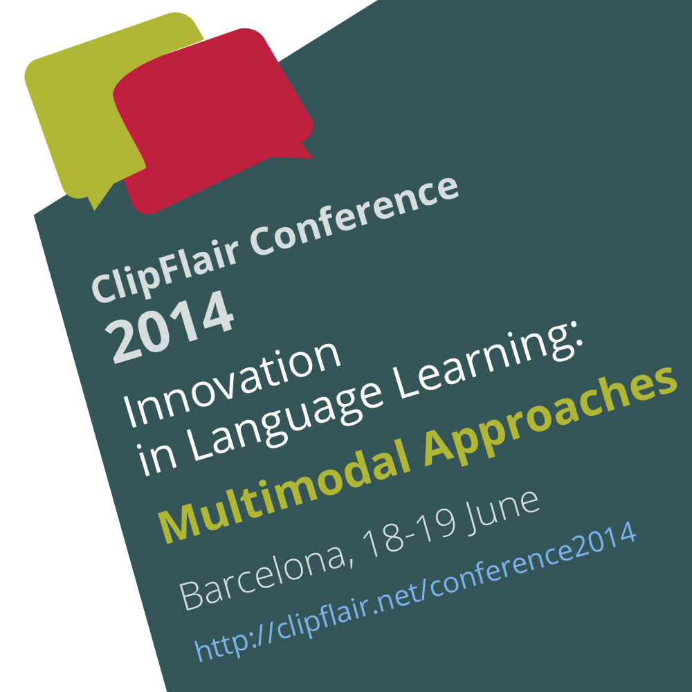 ClipFlair Conference 2014 Barcelona
